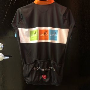 Castelli Shirts - Castelli Cycling Jersey - Excellent Condition - XL